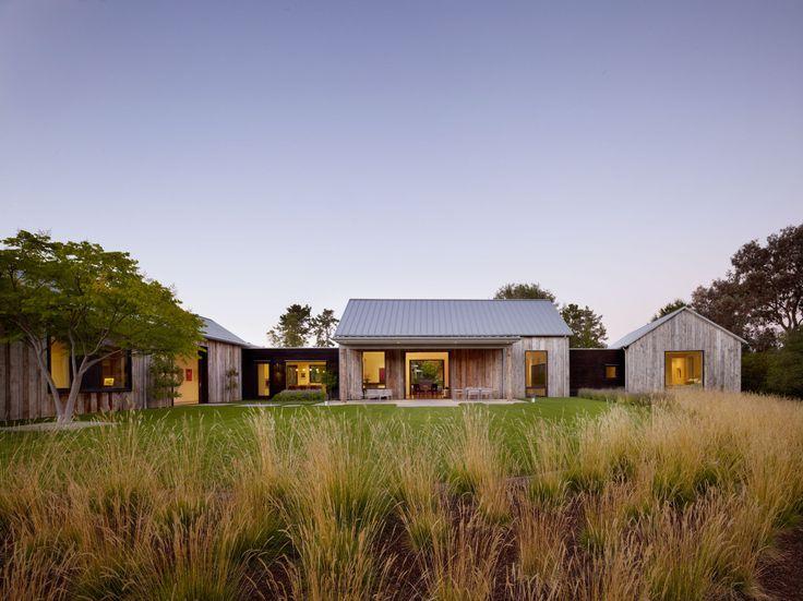 janell denler hobart / portola valley residence (architecture: walker warner)