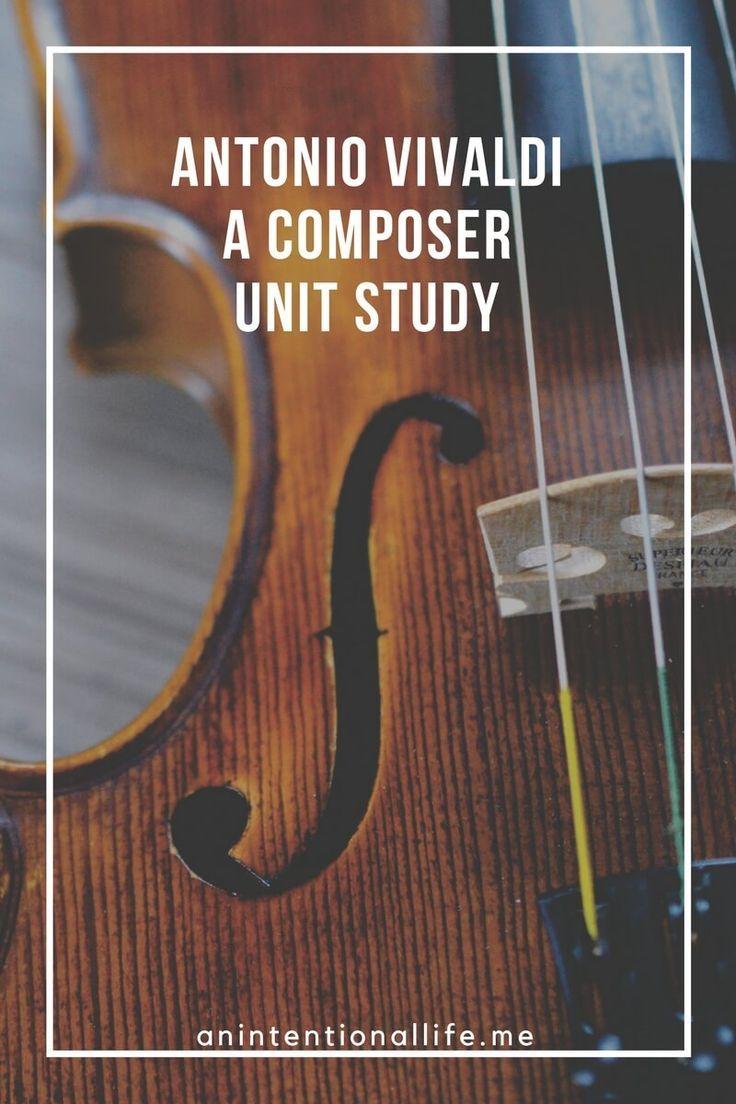 Classical Music Unit Study