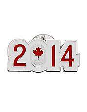 Sochi 2014 2014 Pin
