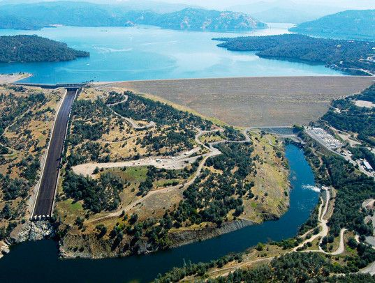 green design, eco design, sustainable design, Lake Oroville, water issues, climate change, California drought, Diana Marcum, Lake Oroville, Oroville Dam