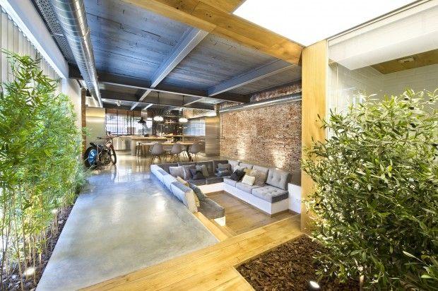 Loft à Terrassa par Egue y Seta Indoor Nature- Just Relax