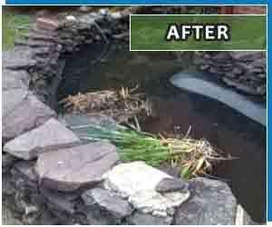 EPDM Pond Liner Leaks After Repair