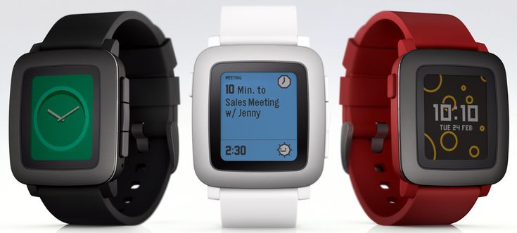#Pebble Time with color e-ink display becomes fastest KickStarter project to reach $1 Million - #PebbleTime