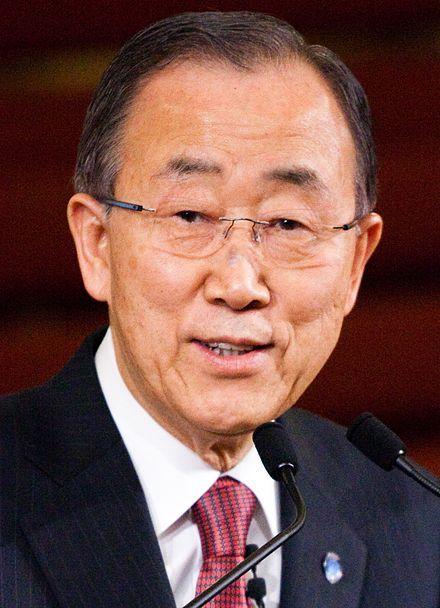 Ban Ki-Moon - Diplomat