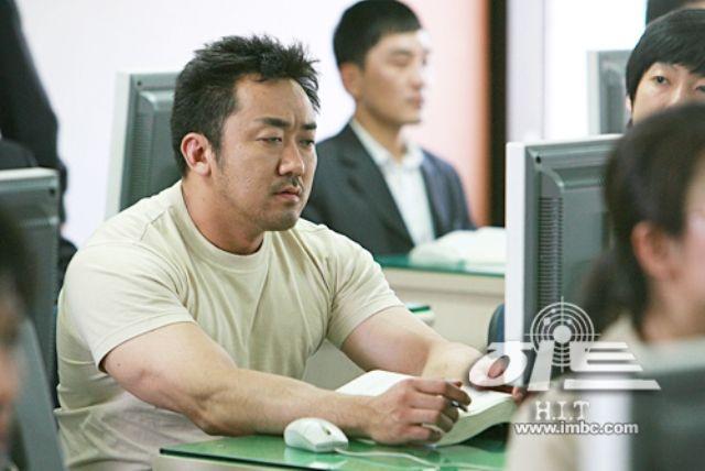 Ma Dong Seok (마동석, Actor)