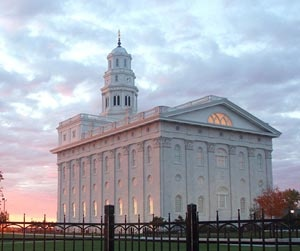 Nauvoo.  So fun to explore the restored homes and visit the temple.