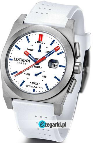 Piękny męski zegarek #locman :) Idealnie dopełni Twój letni strój :)