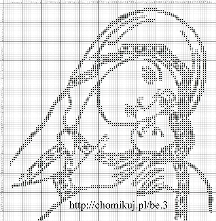 .Mother Mary with the Child