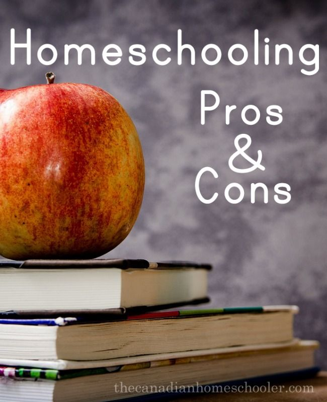 Homeschooling Pros and Cons - the benefits and potential struggles from the point of view of a homeschooling parent