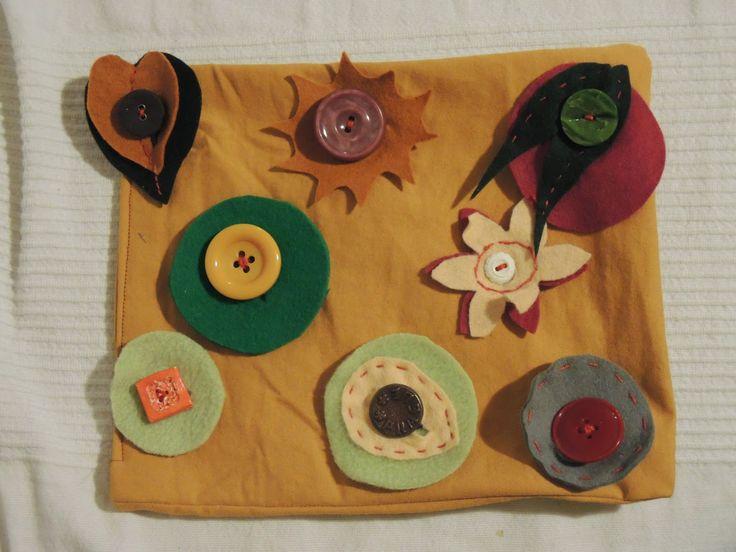 osem rúk doma: Gombíky / Buttons