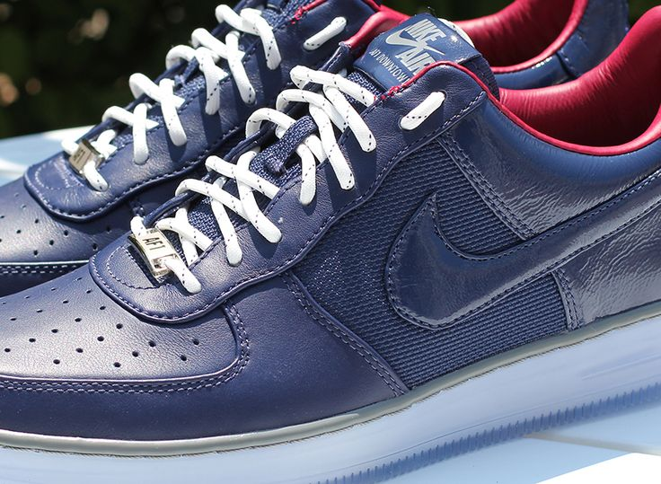 nike air force 1 id clear patent nz