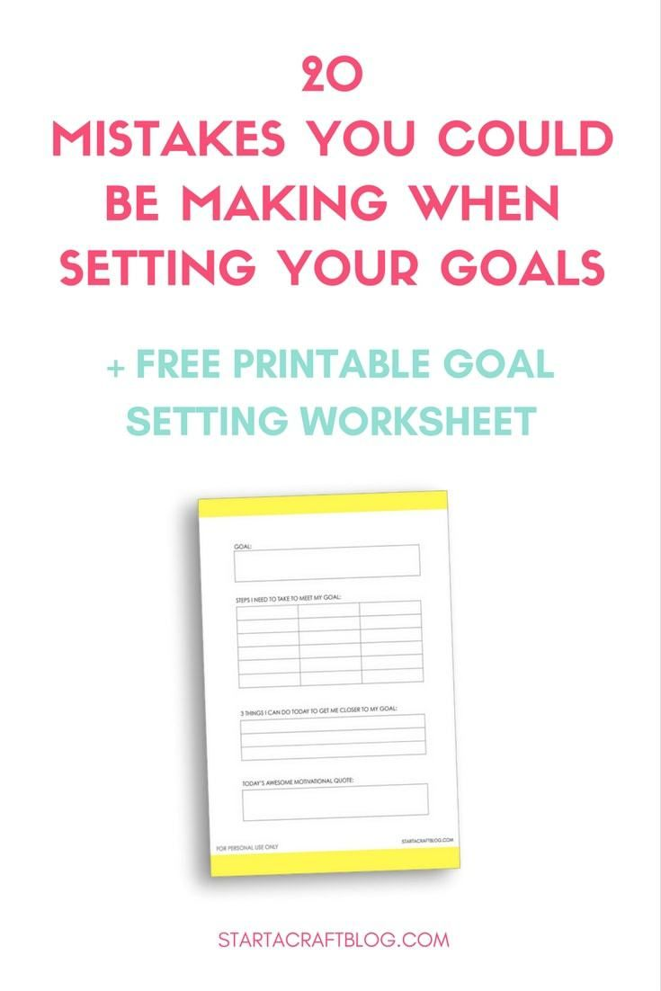 best 25 goal settings ideas on pinterest goal setting life goal setting worksheet and how to. Black Bedroom Furniture Sets. Home Design Ideas