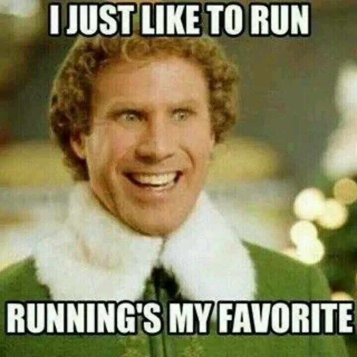 Had an amazing run today! Burning off all the holiday trash.