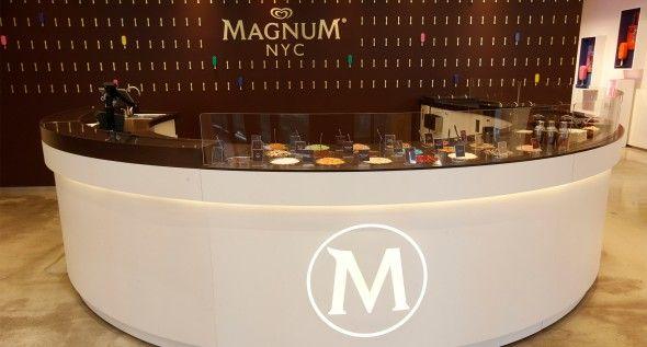 Magnum NYC Store | Create Your Next Indulgence