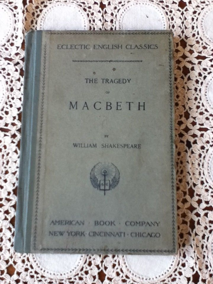 the man of the battlefield in the tragedy of macbeth a play by william shakespeare The tragedy of macbeth by william shakespeare (1554 -1616) full audiobook macbeth is a play written by william shakespeare it is considered one of his.