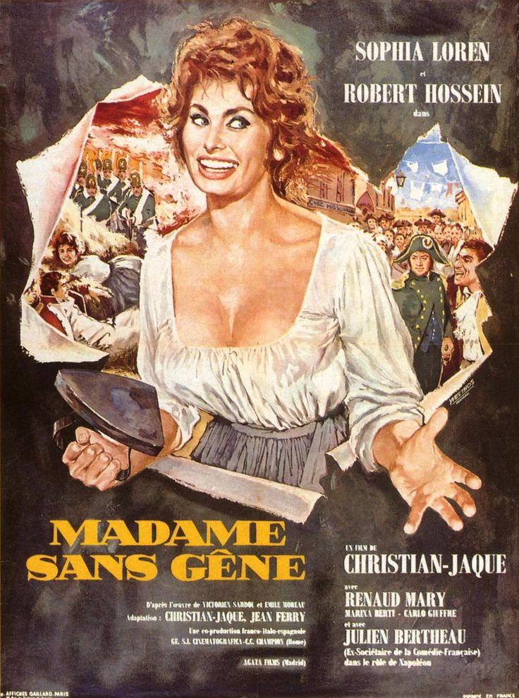 Madame Sans Gene - film 1961