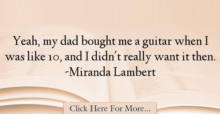 17 Best Miranda Lambert Quotes On Pinterest