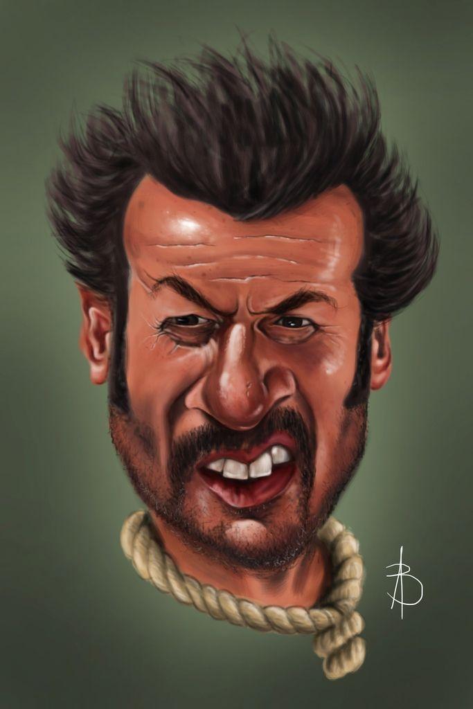 The Ugly (Eli Wallach)