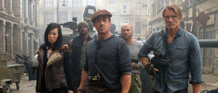 #Sylvester Stallone Exits ##theExpendables Franchise