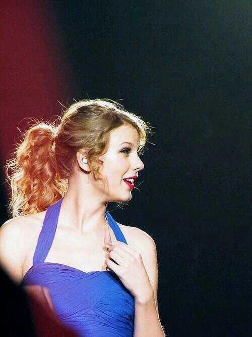 Taylor Swift - Speak Now World Tour <3