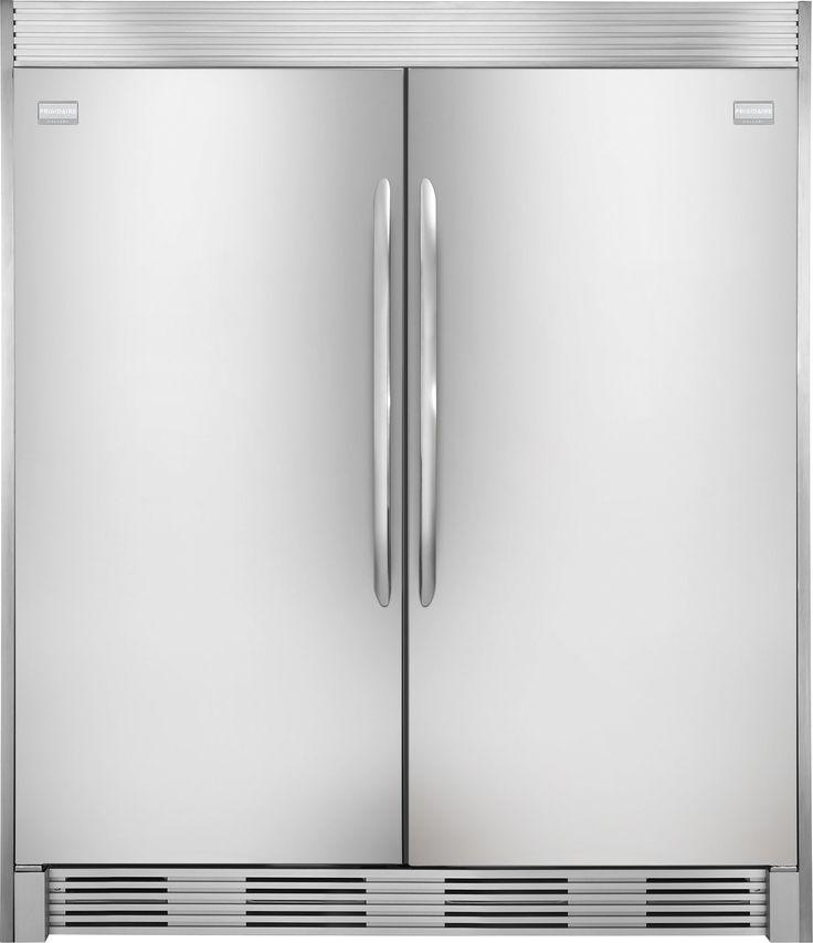 Frigidaire frrefr1 sidebyside column refrigerator