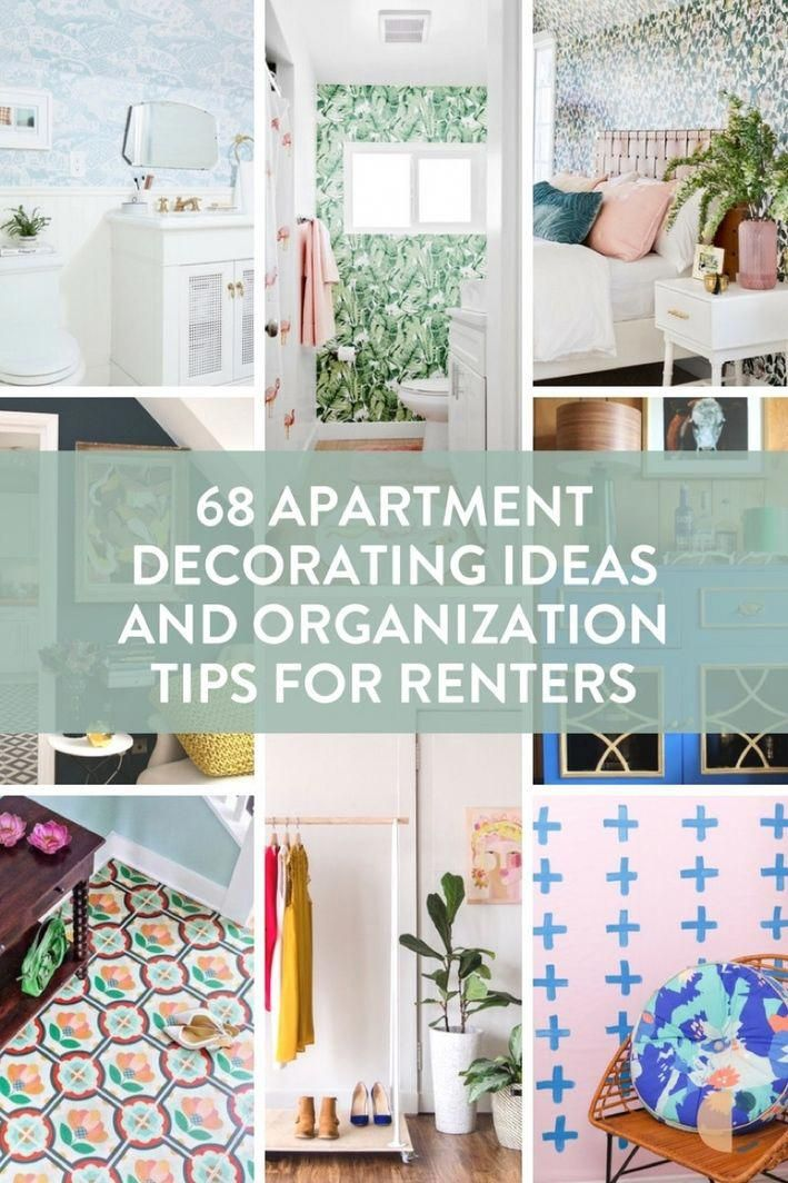 68 Apartment Decorating Ideas And Organization Tips For Ers Home Decor Pinterest