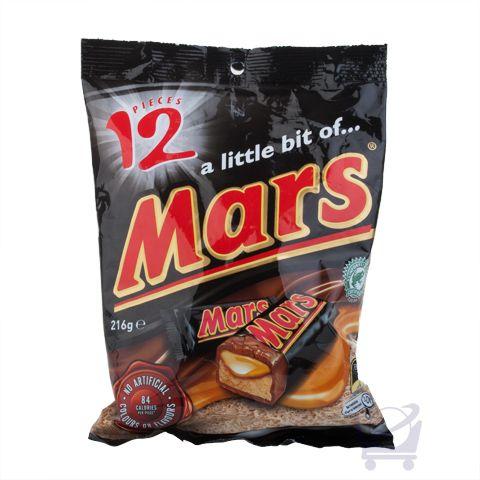 Mars Fun Pack – Mars Chocolate Australia – 12 Pack | Shop Australia