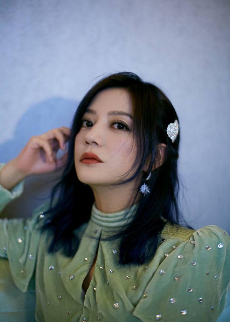 Fan Bingbing and Huang Xiaoming cover LOfficiel magazine