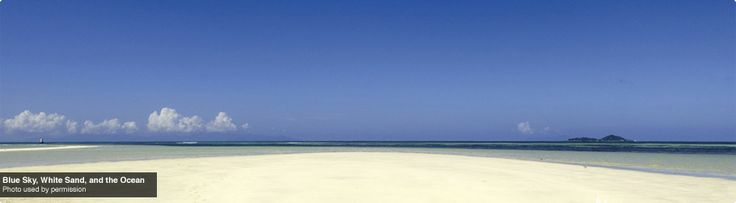 Seychelles Beach. Image courtesy of the Seychelles Tourism Board. GPS map compatible with all Garmin SP devices.