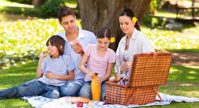 Idee e ricette per un picnic al parco