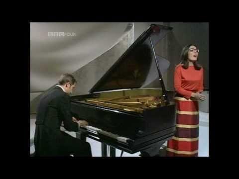 Nana Mouskouri - Schubert: Schwanengesang D957 №4 (Ständchen/Serenade) (...