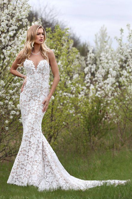 49 best Marisa Bridals images on Pinterest | Bridal style, Wedding ...