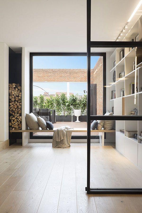 9 besten Wohn- und Esszimmer Bilder auf Pinterest Wohnzimmer - designer heizkorper minimalistischem look