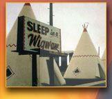 Sleep In a Wigwam! AZ