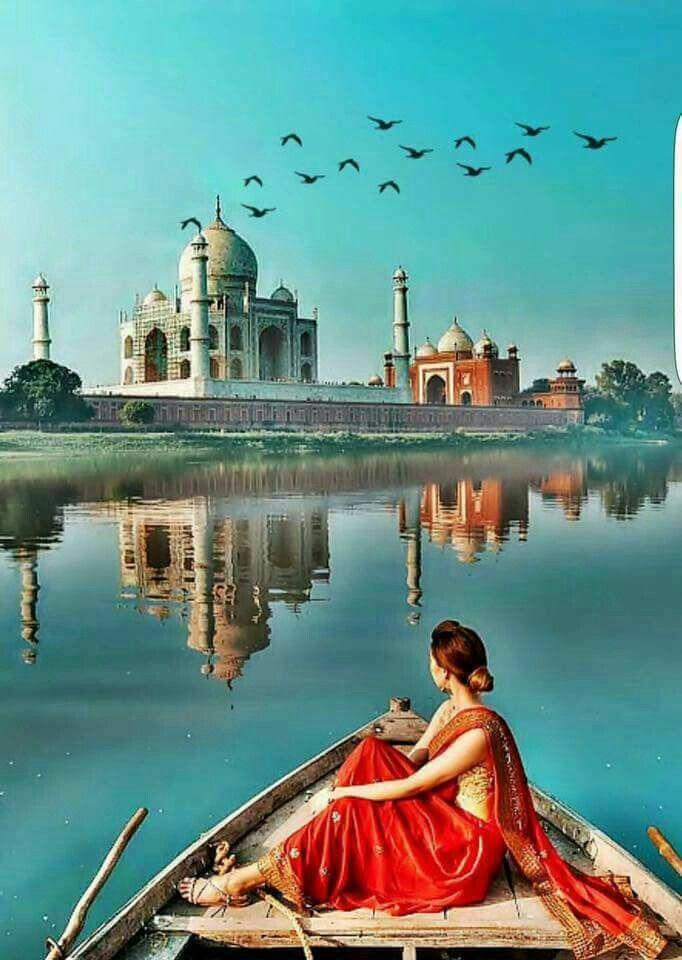 Taj Mahal..