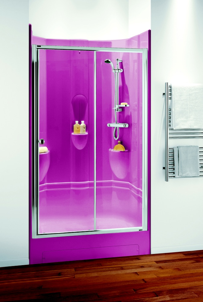 Coram Showerpods add a touch of summertime - all year round!