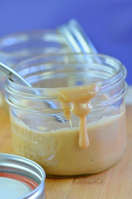 Easy Macadamia Caramel:  Ingredients    1/2 cup raw macadamia nuts  3 tbsp pure maple syrup  3 tbsp agave nectar  pinch of sea salt  1/2 tsp raw cacao powder (optional, for colour)  Instructions    Blend all ingredients in a high-speed blender until smooth. Use immediately or store in a mason jar in the refrigerator.