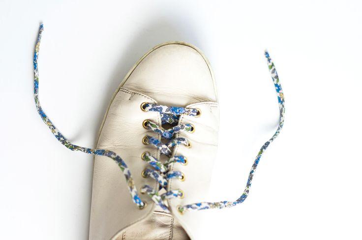 Les DIY Frou-Frou x Atelier Svila : #13 les chaussures customisées de Julie