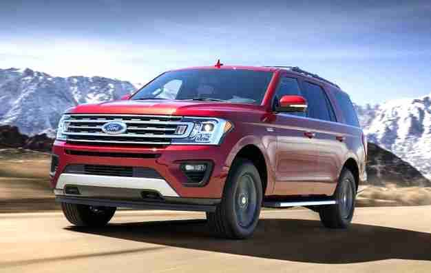 2019 Ford Explorer St Specs And Release Date Ford Expedition