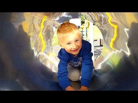 Outdoor Playground, Mega slide, outdoor activity. BLUE ORANGE