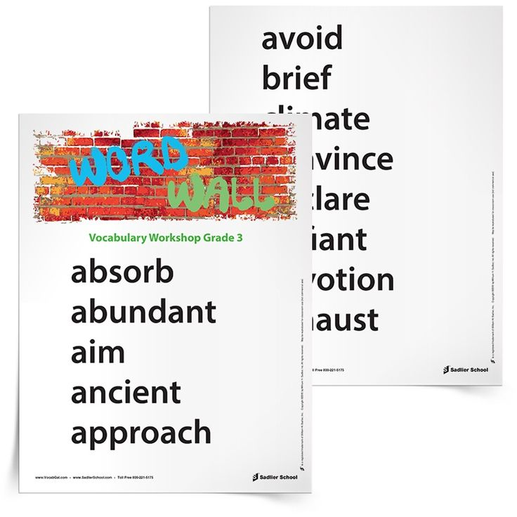 108 best Vocabulary Reproducibles from Sadlier School images on ...