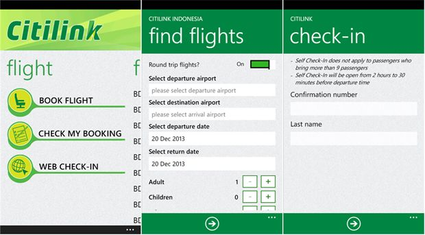 Citilink Indonesia releases official app for Windows Phone devices - http://mobilephoneadvise.com/citilink-indonesia-releases-official-app-for-windows-phone-devices
