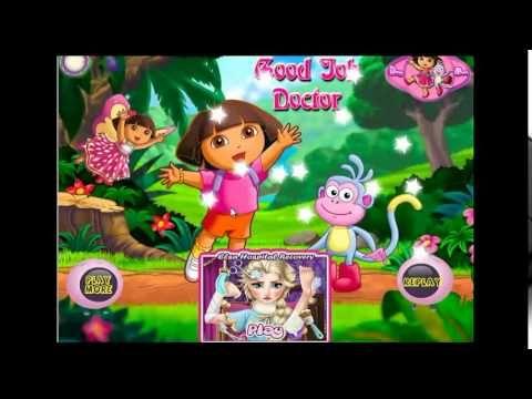Dora La Exploradora Grandes Juegos Recogida de NIÑOS HDVer Dora La Exploradora Dora en Aeroplano Juegos HD clic aquí https://www.youtube.com/watch?v=tjECPJj3q8c