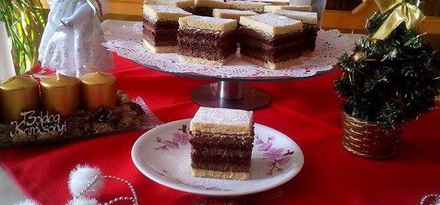 Színes sütemény ahogy én készítem! Krémes finomság, amivel mindenkit lenyűgözhetsz! - Egyszerű Gyors Receptek