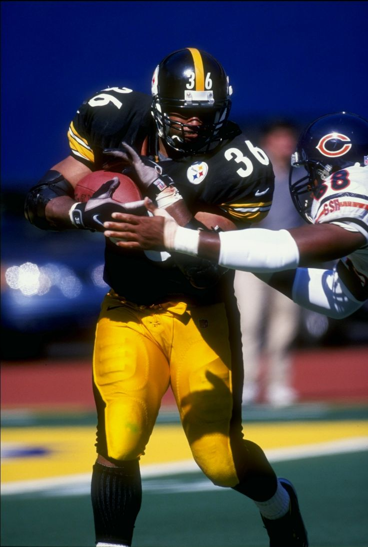 """The Bus"" Jerome Bettis"
