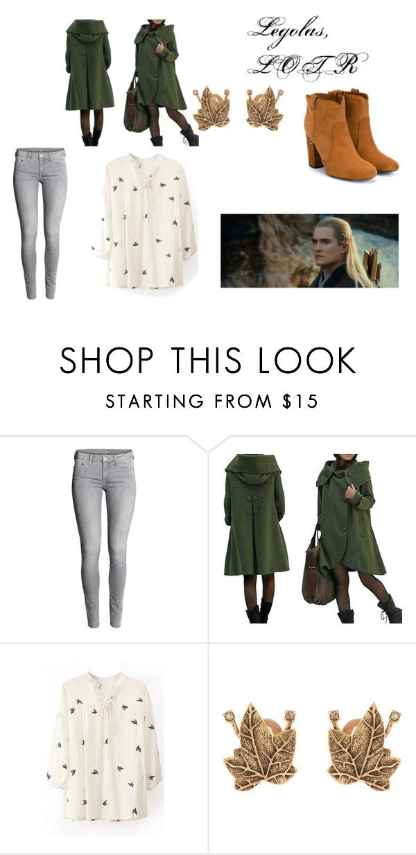 """legolas"" by mary-minge on Polyvore featuring Oscar de la Renta, Laurence Dacade, women's clothing, women, female, woman, misses and juniors"