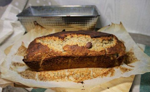 BANANA BREAD GLUTEN FREE  #ricetta #ricetteglutenfree #bananabread #plumcake…
