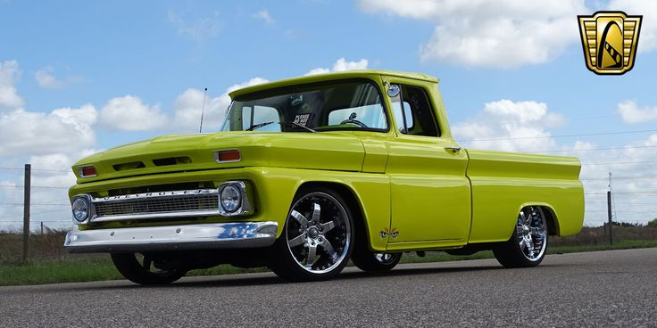 1963 Chevrolet C10 offered for sale by Gateway Classic Cars!