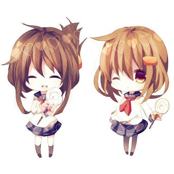 little manga girl - Google zoeken