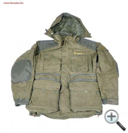 Extreme Kabát2 természetfotósok, vadászok, horgászok részére.